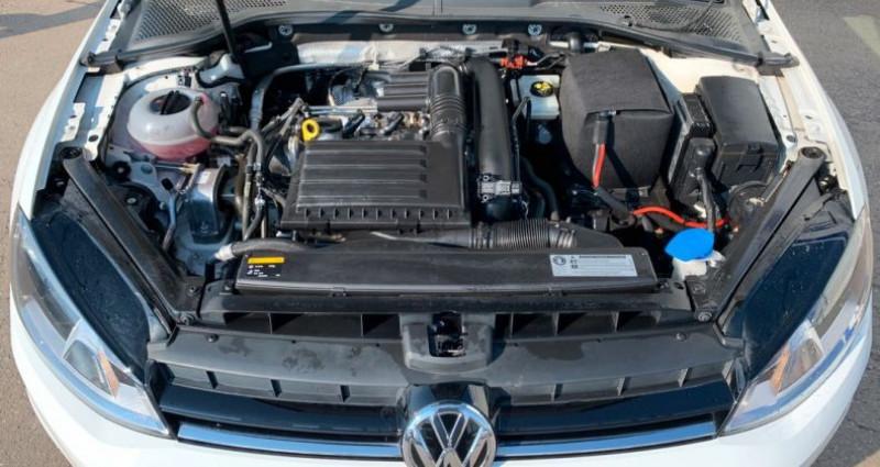 Volkswagen Golf 7 Blanc occasion à Talange - photo n°2