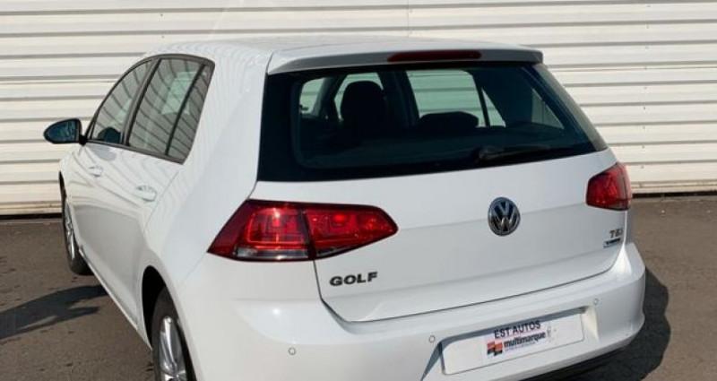 Volkswagen Golf 7 Blanc occasion à Talange - photo n°3