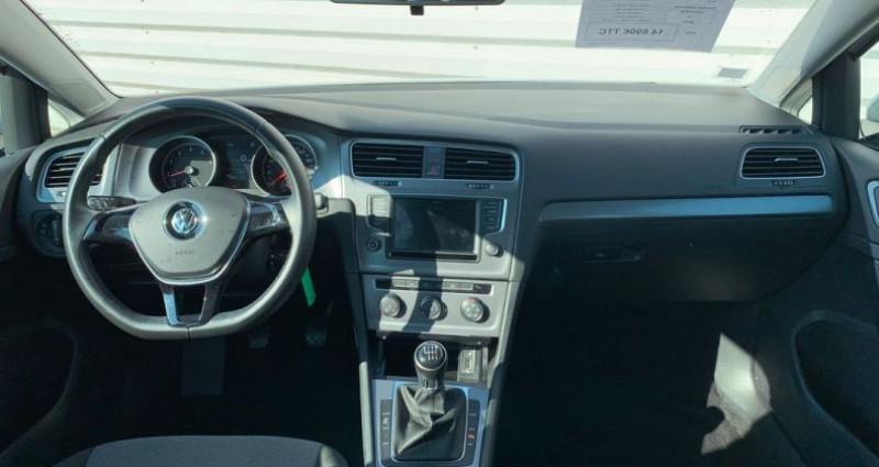 Volkswagen Golf 7 Blanc occasion à Talange - photo n°4