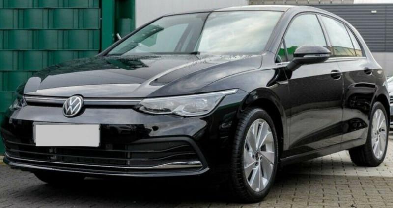 Volkswagen Golf 8 1.5TSI 150 DSG Style / Toit ouvrant/Alcantara/09/2020 Noir occasion à Saint Patrice