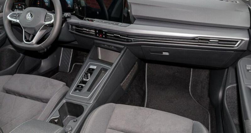 Volkswagen Golf 8 1.5TSI 150 DSG Style / Toit ouvrant/Alcantara/09/2020 Noir occasion à Saint Patrice - photo n°6