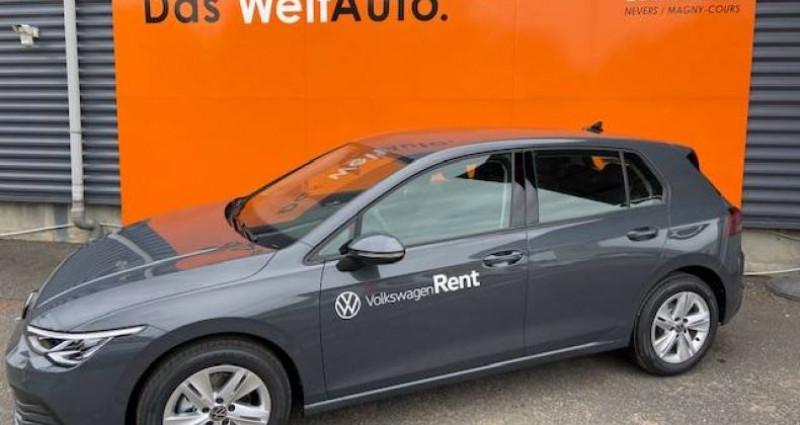 Volkswagen Golf 8 A8 1.0 TSI 110CH BVM6 LIFE 1ST Life Business 1st Gris occasion à Bourgogne