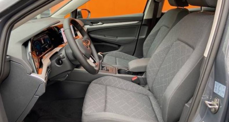 Volkswagen Golf 8 A8 1.0 TSI 110CH BVM6 LIFE 1ST Life Business 1st Gris occasion à Bourgogne - photo n°6