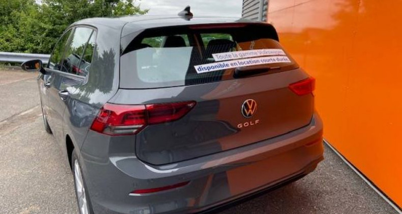 Volkswagen Golf 8 A8 1.0 TSI 110CH BVM6 LIFE 1ST Life Business 1st Gris occasion à Bourgogne - photo n°2