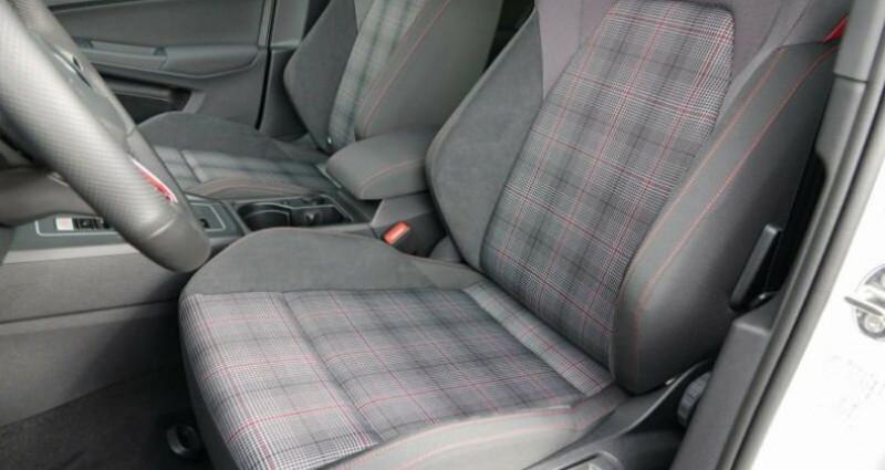 Volkswagen Golf 8 GTI 2.0 TSI DSG 5P Blanc occasion à Montévrain - photo n°7