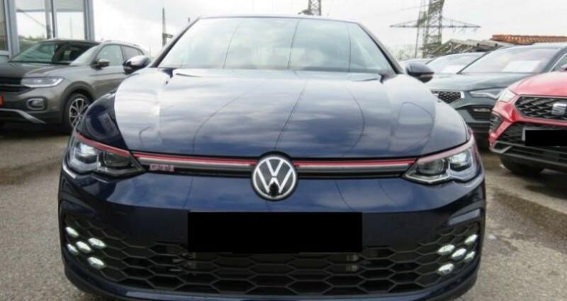 Volkswagen Golf 8 GTI 2.0 TSI DSG 5P Bleu occasion à Montévrain - photo n°4
