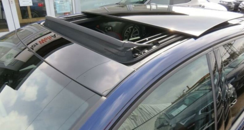 Volkswagen Golf 8 GTI 2.0 TSI DSG 5P Bleu occasion à Montévrain - photo n°3