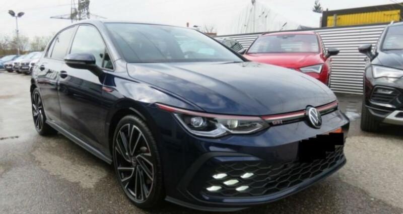 Volkswagen Golf 8 GTI 2.0 TSI DSG 5P Bleu occasion à Montévrain - photo n°7