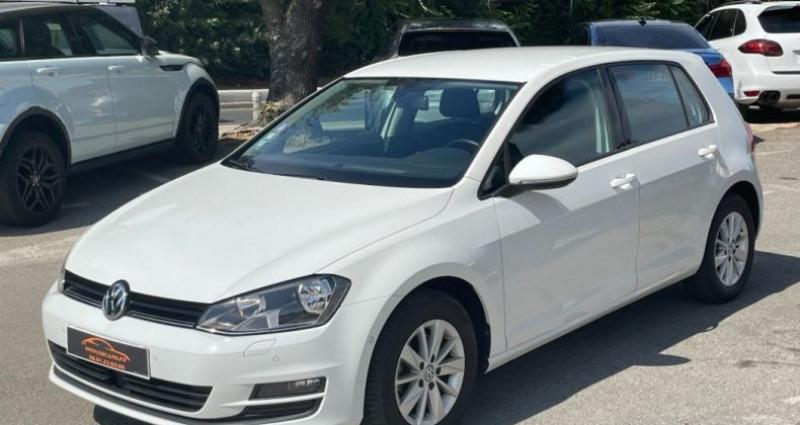 Volkswagen Golf BUSINESS 1.4 TSI 125 BlueMotion Technology DSG7 Confortline  Blanc occasion à GASSIN - photo n°6