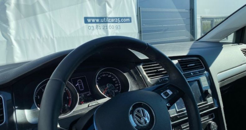 Volkswagen Golf Comfortline 1.0 TSI BlueMotion 110 CH  occasion à Tarcenay - photo n°3