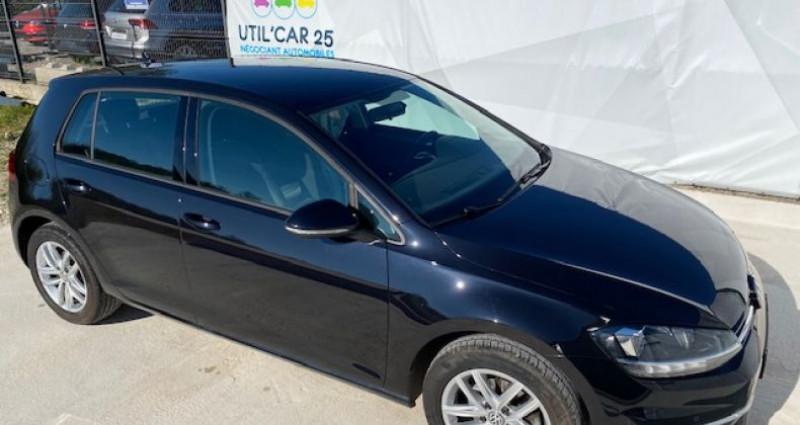 Volkswagen Golf Comfortline 1.0 TSI BlueMotion 110 CH  occasion à Tarcenay - photo n°4