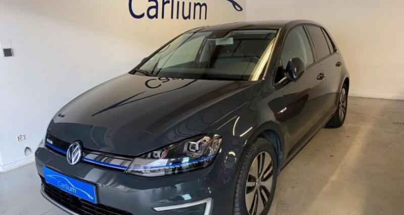 Volkswagen Golf E-golf Véhicule Français Première main GPS électrique  occasion à VALENCE