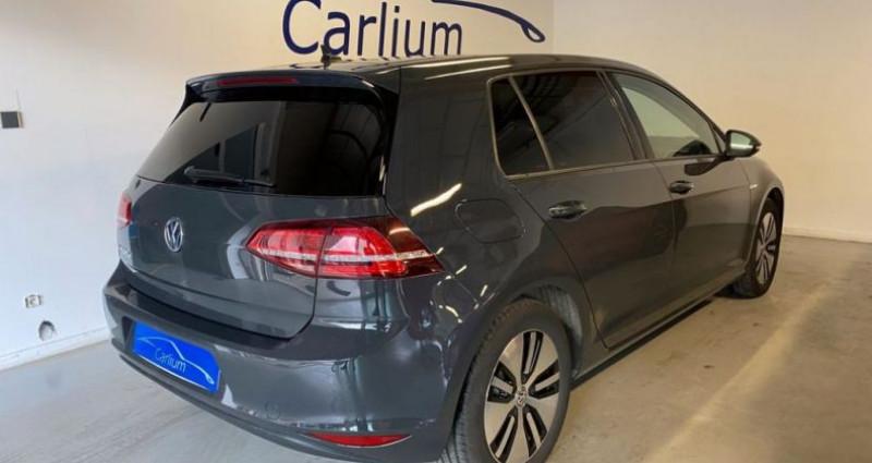 Volkswagen Golf E-golf Véhicule Français Première main GPS électrique  occasion à VALENCE - photo n°2