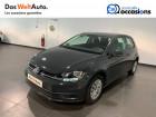 Volkswagen Golf GOLF 1.6 TDI 115 BLUEMOTION TECHNOLOGY FAP TRENDLINE BUSINES Gris à Meythet 74