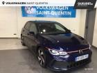 Volkswagen Golf GOLF 8 2.0 TSI 245 CH DSG7 GTI SANS LED ANTIBROUILLARDS Bleu à Saint-Quentin 02