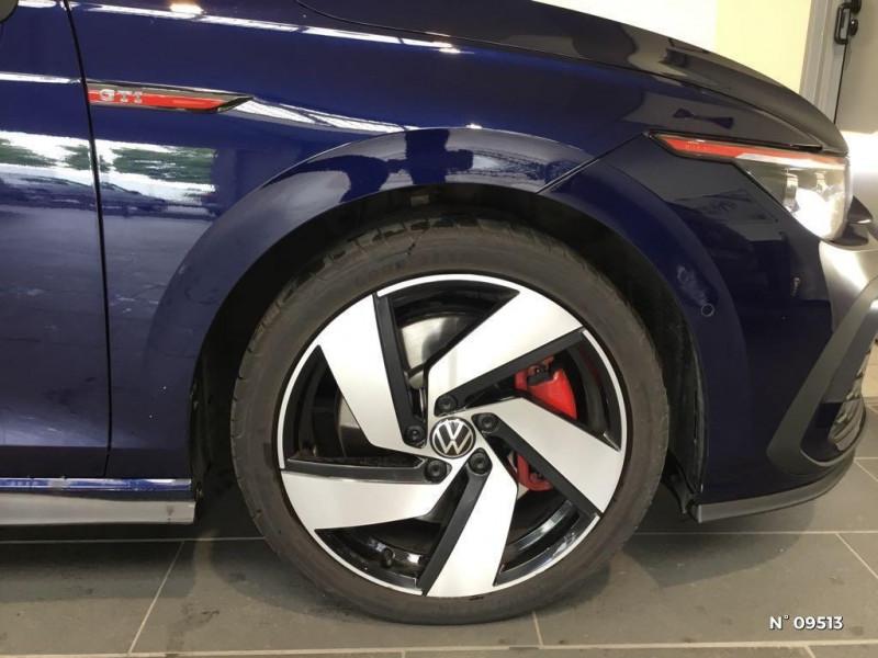 Volkswagen Golf GOLF 8 2.0 TSI 245 CH DSG7 GTI SANS LED ANTIBROUILLARDS Bleu occasion à Saint-Quentin - photo n°9