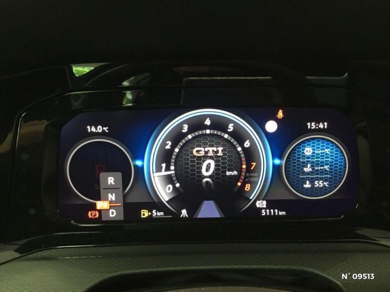 Volkswagen Golf GOLF 8 2.0 TSI 245 CH DSG7 GTI SANS LED ANTIBROUILLARDS Bleu occasion à Saint-Quentin - photo n°12