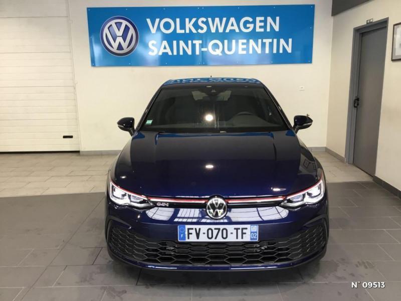 Volkswagen Golf GOLF 8 2.0 TSI 245 CH DSG7 GTI SANS LED ANTIBROUILLARDS Bleu occasion à Saint-Quentin - photo n°2
