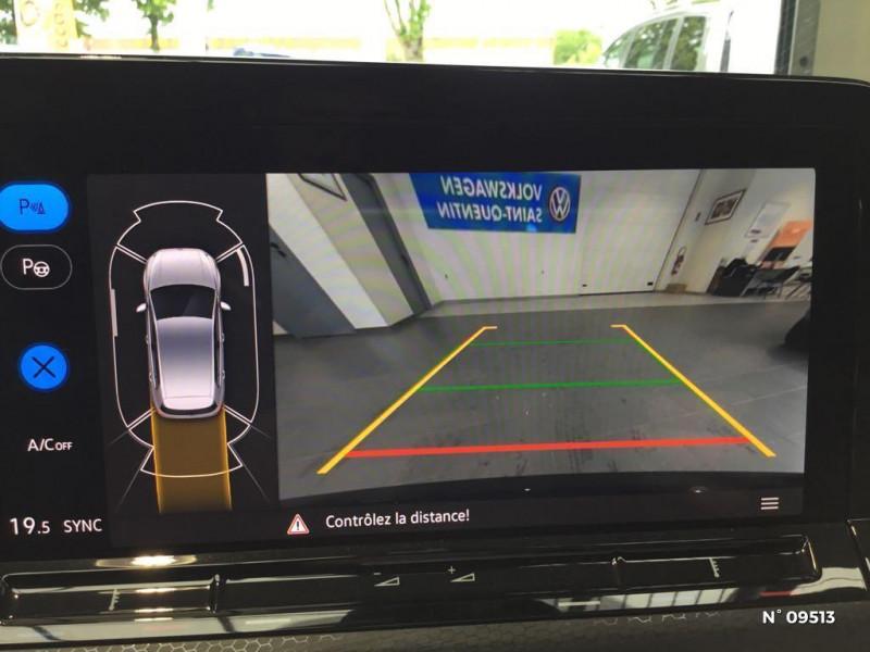 Volkswagen Golf GOLF 8 2.0 TSI 245 CH DSG7 GTI SANS LED ANTIBROUILLARDS Bleu occasion à Saint-Quentin - photo n°13
