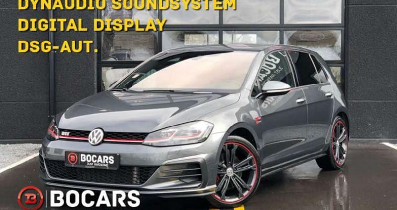 Volkswagen Golf GTI 2.0 TSI 230pk DSG-AUT. | Dynaudio | Keyless-Go Gris occasion à Kruishoutem