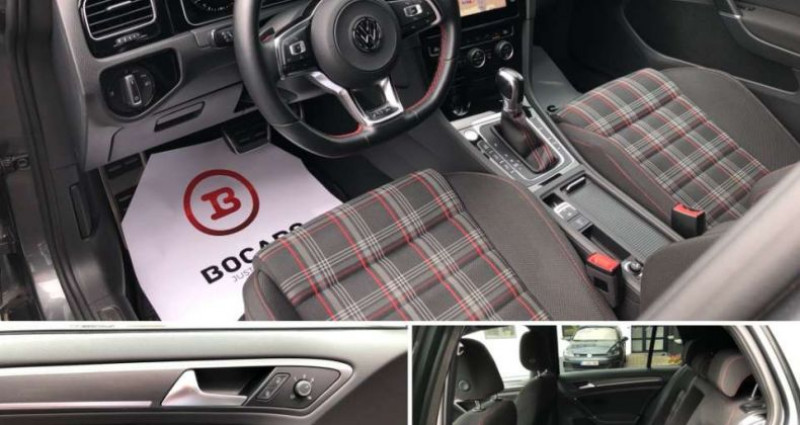 Volkswagen Golf GTI 2.0 TSI 230pk DSG-AUT. | Dynaudio | Keyless-Go Gris occasion à Kruishoutem - photo n°7