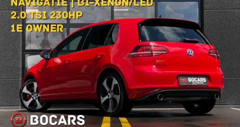 Volkswagen Golf GTI 2.0 TSI 230pk Performance | 1e owner car | DCC Rouge occasion à Kruishoutem - photo n°7