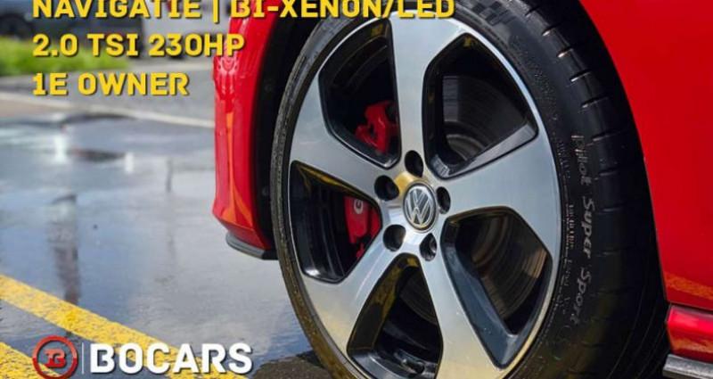Volkswagen Golf GTI 2.0 TSI 230pk Performance | 1e owner car | DCC Rouge occasion à Kruishoutem - photo n°4