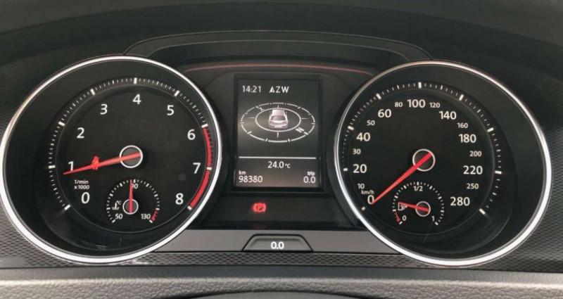 Volkswagen Golf GTI 2.0 TSI 230pk Performance | 1e owner car | DCC Rouge occasion à Kruishoutem - photo n°3