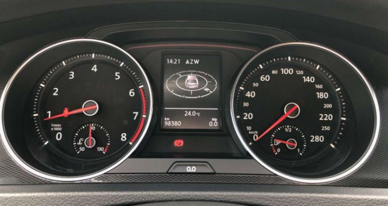 Volkswagen Golf GTI 2.0 TSI 230pk Performance   1e owner car   DCC Rouge occasion à Kruishoutem - photo n°3