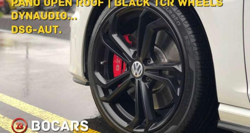 Volkswagen Golf GTI 2.0TSI 230pk Performance DSG|reserved - gereserveerd Blanc occasion à Kruishoutem - photo n°5