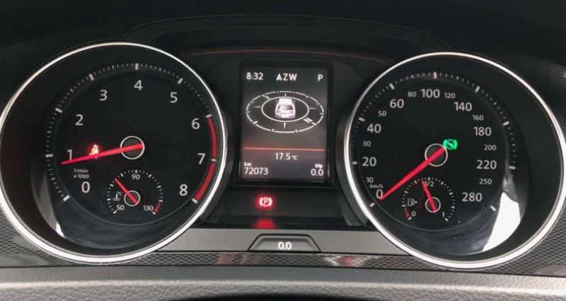 Volkswagen Golf GTI 2.0TSI 230pk Performance DSG|reserved - gereserveerd Blanc occasion à Kruishoutem - photo n°3