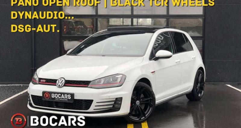Volkswagen Golf GTI 2.0TSI 230pk Performance DSG|reserved - gereserveerd Blanc occasion à Kruishoutem