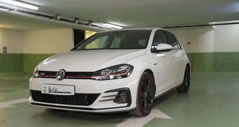 Volkswagen Golf gti 2l 230cv iii Blanc occasion à Neuilly Sur Seine