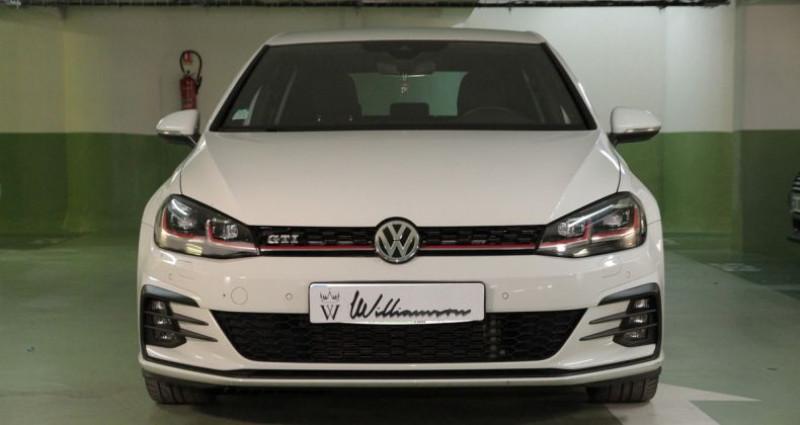 Volkswagen Golf gti 2l 230cv iii Blanc occasion à Neuilly Sur Seine - photo n°2