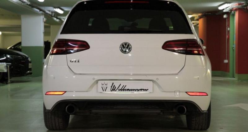 Volkswagen Golf gti 2l 230cv iii Blanc occasion à Neuilly Sur Seine - photo n°5
