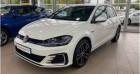 Volkswagen Golf Hybride Rechargeable 1.4 TSI 204 DSG6 GTE Blanc à Bourgogne 69