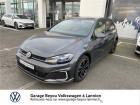 Volkswagen Golf HYBRIDE RECHARGEABLE 1.4 TSI 204 DSG6 Gris à Lannion 22