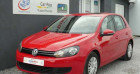 Volkswagen Golf I 1.6 CR TDi Highline Navi, Pano - - GARANTIE 1 JAAR - - Rouge à Zaventem 19