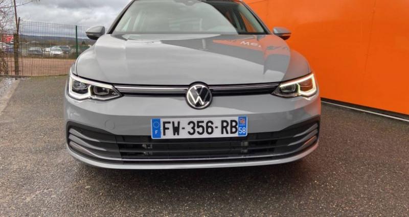 Volkswagen Golf NOUVELLE 2.0 TDI SCR 150 DSG7 Style 1st Gris occasion à Bourgogne - photo n°2
