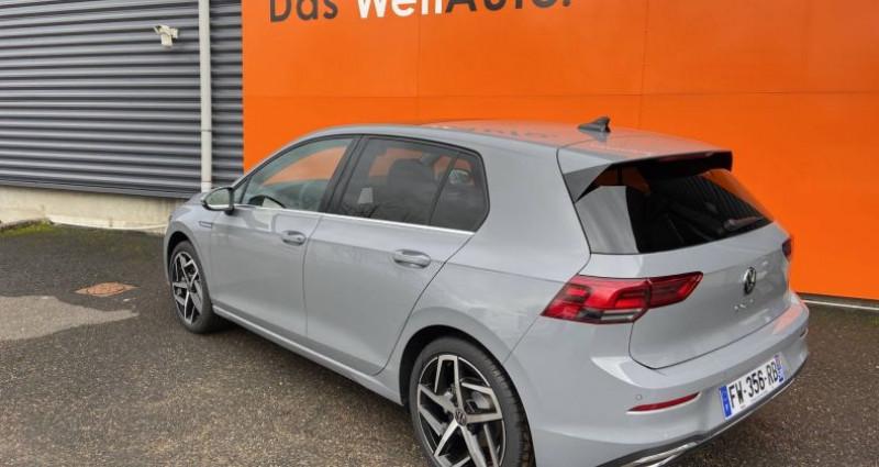 Volkswagen Golf NOUVELLE 2.0 TDI SCR 150 DSG7 Style 1st Gris occasion à Bourgogne - photo n°3
