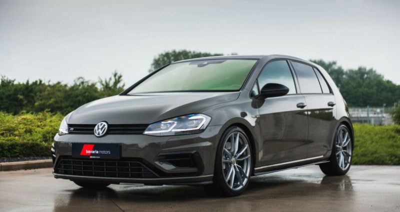 Volkswagen Golf R R 2.0 - 300HP - PANO - Driver Assistance+  occasion à Harelbeke - photo n°2