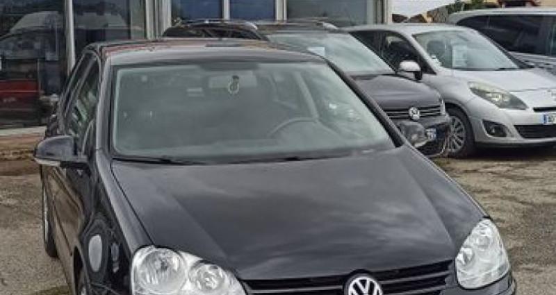 Volkswagen Golf v 2l 16 v 4 motion Noir occasion à TULLINS