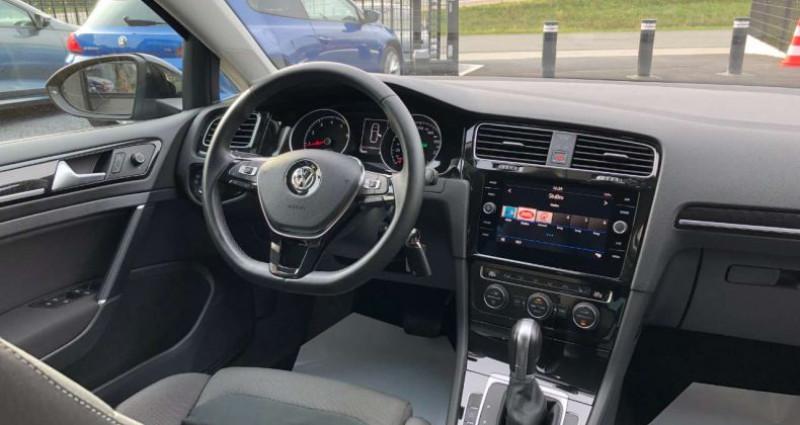 Volkswagen Golf Variant 1.4 TSI 150pk Highline|LED-lichten|DSG-automaat Noir occasion à Kruishoutem - photo n°2