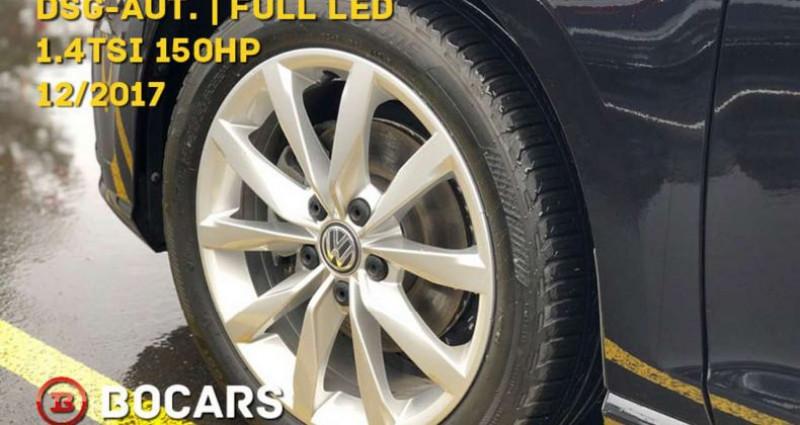 Volkswagen Golf Variant 1.4 TSI 150pk Highline|LED-lichten|DSG-automaat Noir occasion à Kruishoutem - photo n°4