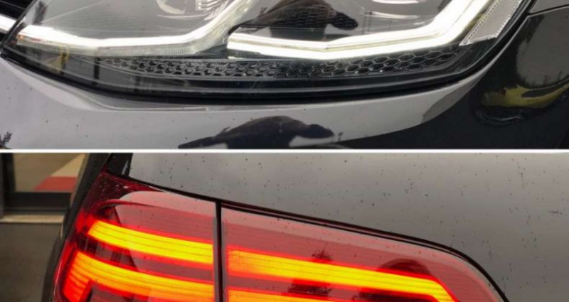Volkswagen Golf Variant 1.4 TSI 150pk Highline|LED-lichten|DSG-automaat Noir occasion à Kruishoutem - photo n°5