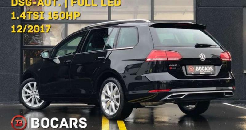 Volkswagen Golf Variant 1.4 TSI 150pk Highline|LED-lichten|DSG-automaat Noir occasion à Kruishoutem - photo n°6