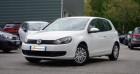 Volkswagen Golf VI 1.4 16V 80 TRENDLINE 3P Blanc à Chambourcy 78