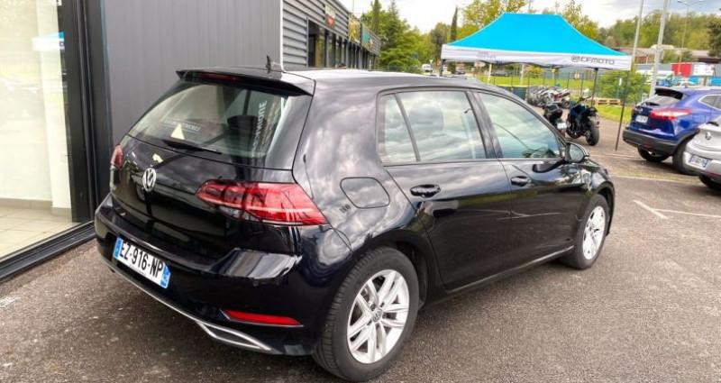 Volkswagen Golf VI TSI 150 DSG 7 Carat Noir occasion à LA TALAUDIERE - photo n°2
