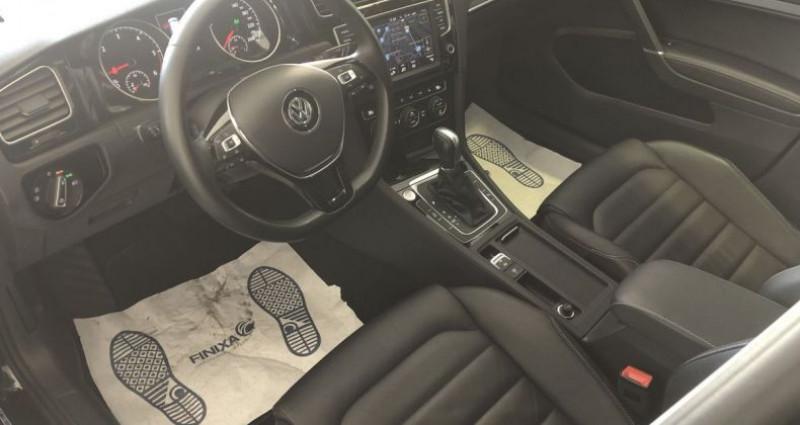 Volkswagen Golf VII (2) 2.0 TDI 150 DSG6 Carat Exclusive 5P Noir occasion à Nanteuil Les Meaux - photo n°4