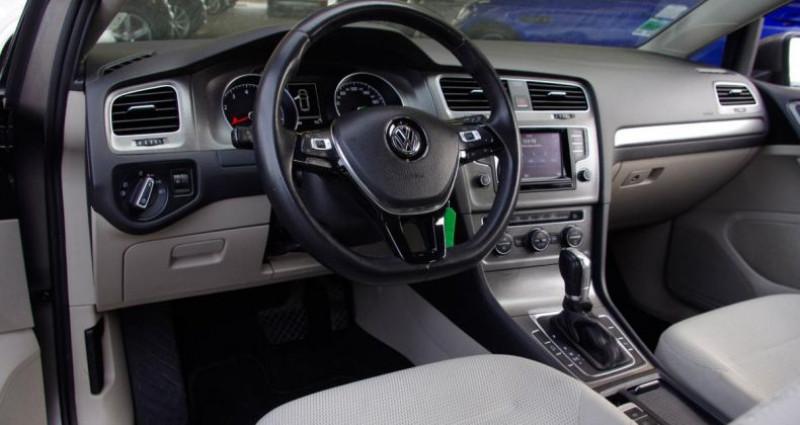 Volkswagen Golf VII 1.2 TSI 105 BLUEMOTION TECHNOLOGY CONFORTLINE DSG7 3P Gris occasion à Chambourcy - photo n°2